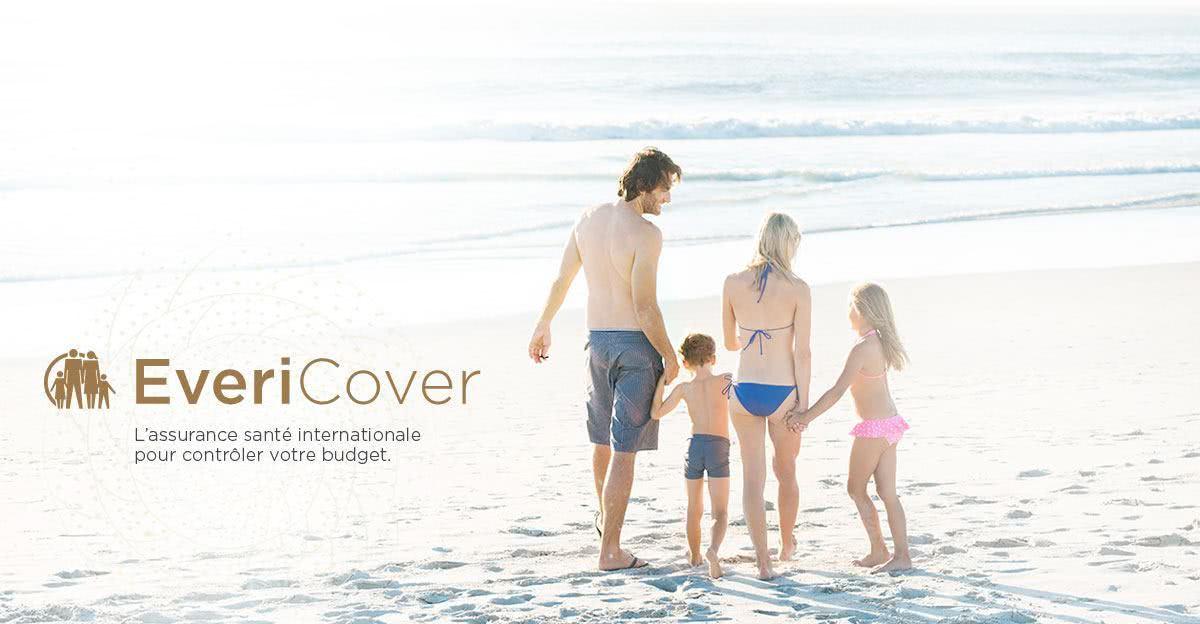 EveriCover - L'assurance santé internationale avec maternité et traitements dentaires.