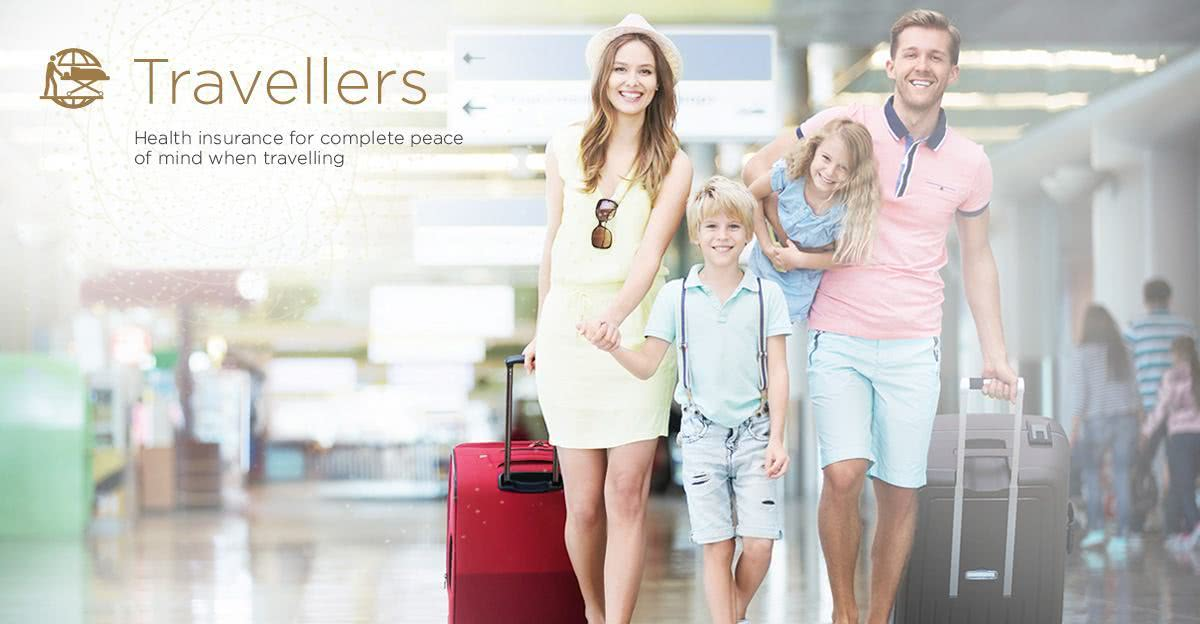 GoldenCare - medical coverage for travellers