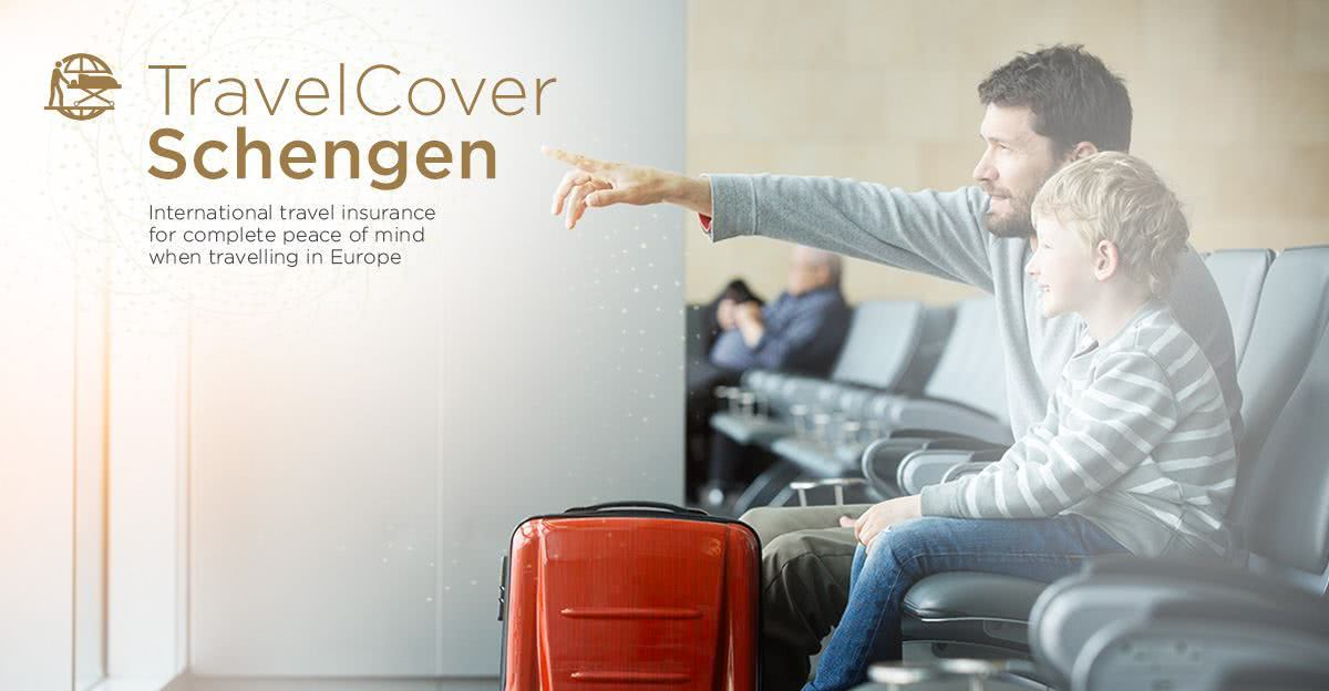 Europe Travel Insurance - TravelCover Schengen | Golden Care