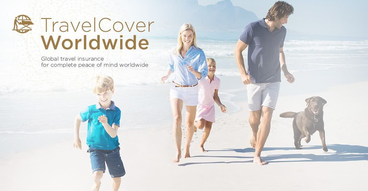 TravelCover Worldwide - worldwide travel insurance