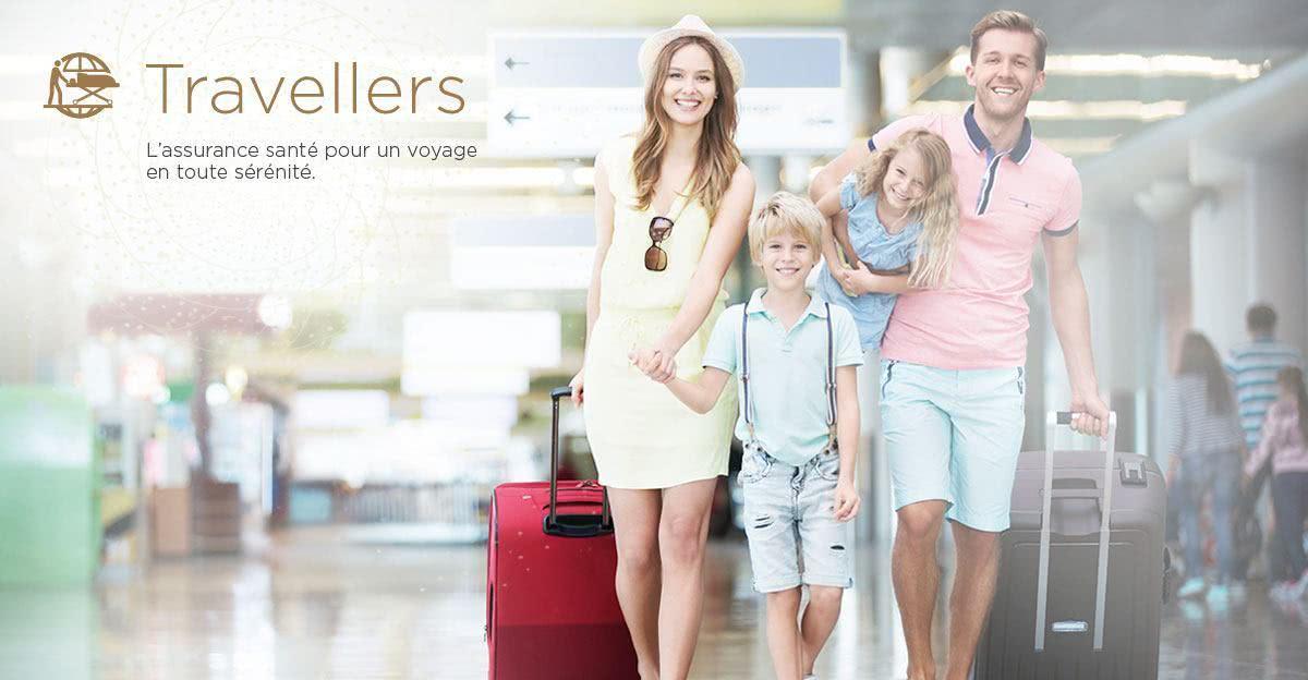Travellers - L'assurance santé pour un voyage en toute sérénité
